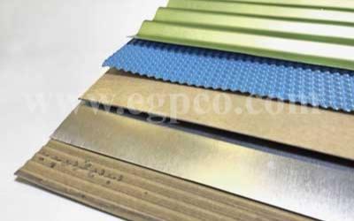 لفاف آلومینیومی محافظ عایق با آستری پلی سرلین، سوپر پلی کرافت و پلی کرافت
